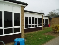 School Panel Windows