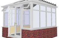 Conservatory - Edwardian Style Style