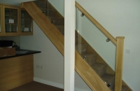 Glass Balustrade Staircase