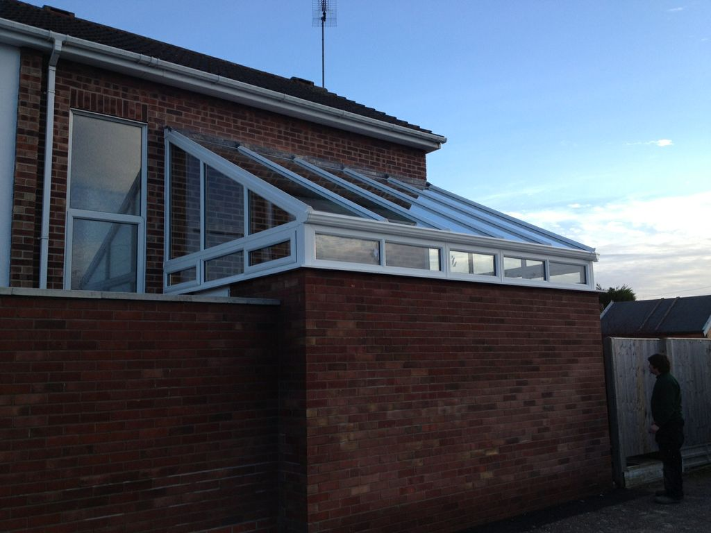 Patent Glazed Roof Systems Glass Amp Glazing Solutions
