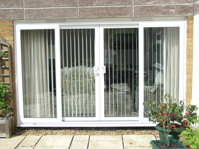 Upvc french doors with sidelights interior glass doors quotes for Patio doors with side windows