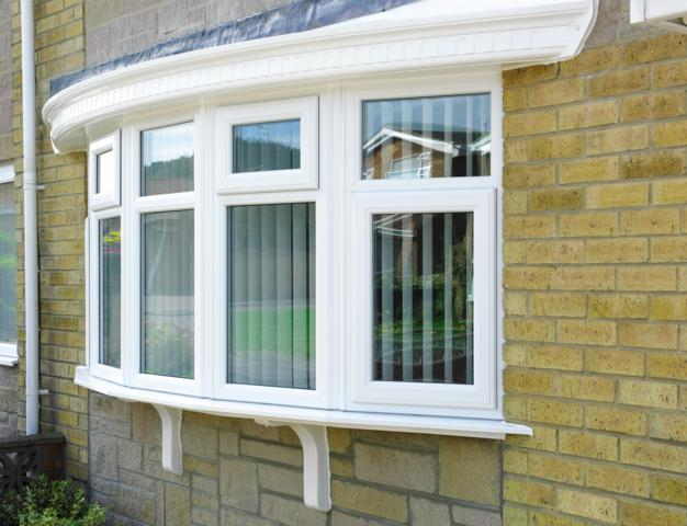 upvc windows and doors downham market glass amp glazing upvc bow windows energy efficient
