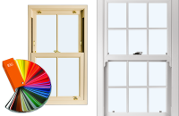 Custom Frame Colours