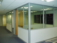 Office Complex Interior