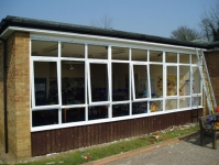 School Panel Windows