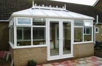 Private residential conservatory Norfolk