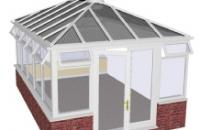 Conservatory - Edwardian Style
