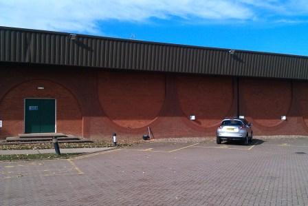 King's Lynn Sports Centre Recesses